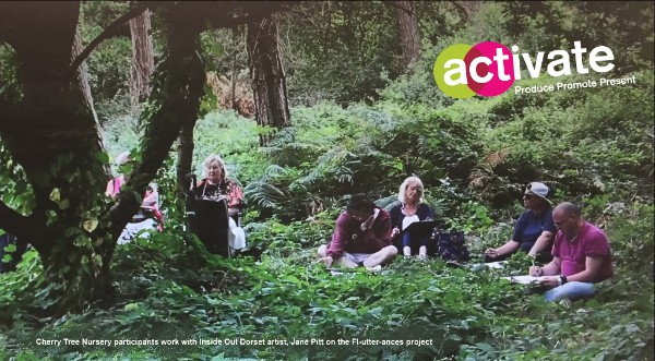 Activate & Inside Out Dorset, March 2017