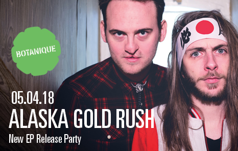 Concours Alaska Gold Rush