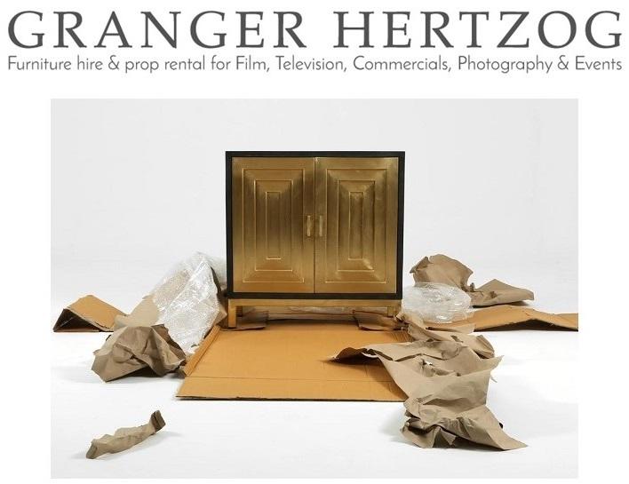 Granger Hertzog newsletter signup form