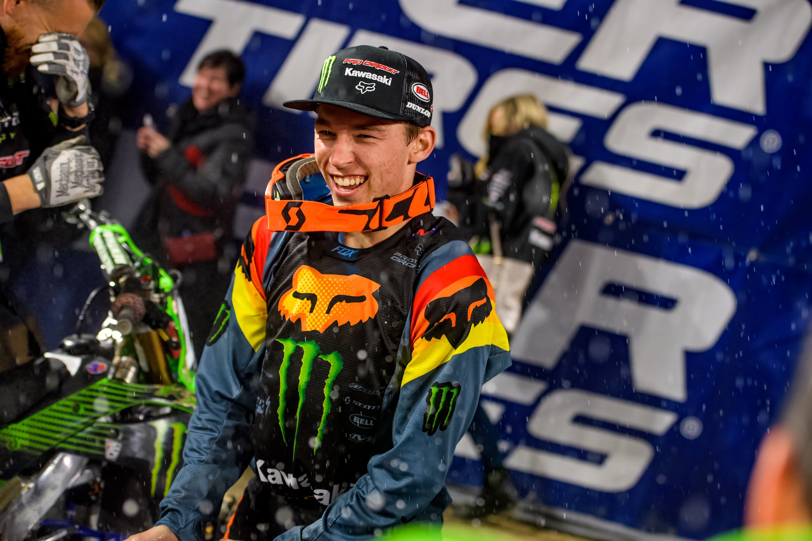 Austin Forkner Wins Opening Round of 250SX Eastern Regional