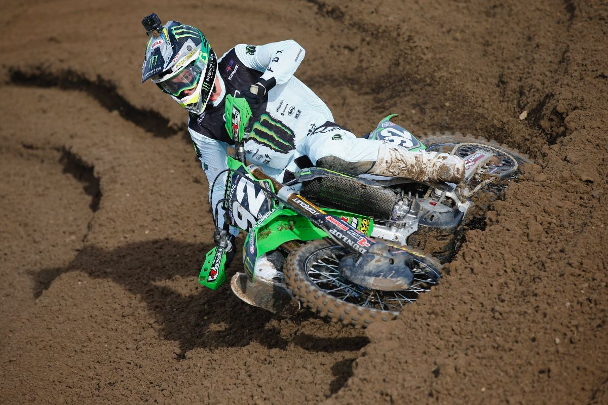 Kawasaki Gets It Done In the Mud at 51st Annual Hangtown Motocross Classic