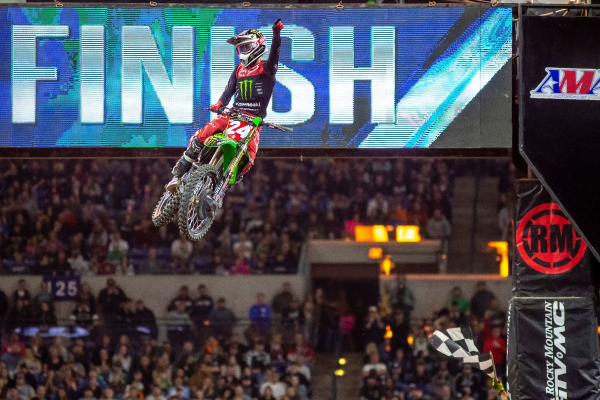 Austin Forkner Continues Hot Streak with Win in Indy