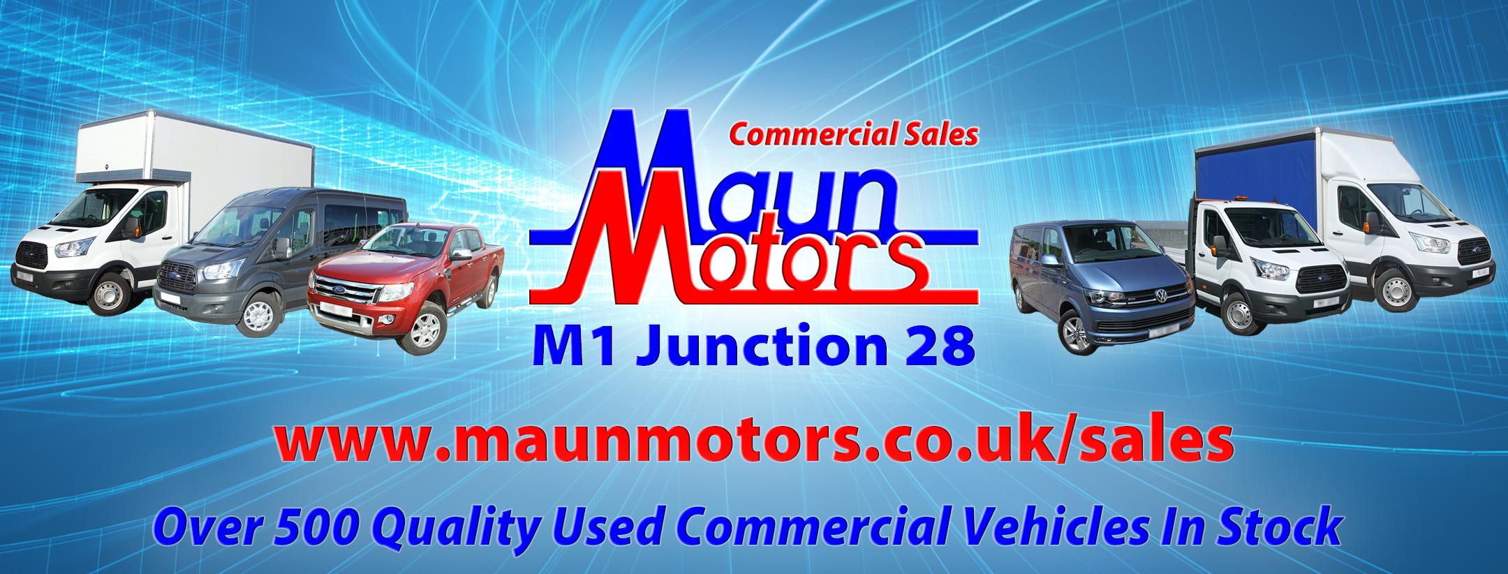 Maun Motors Commercial Sales