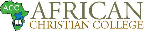 African Christian College [logo]