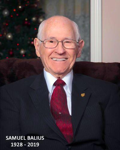 Samuel Balius