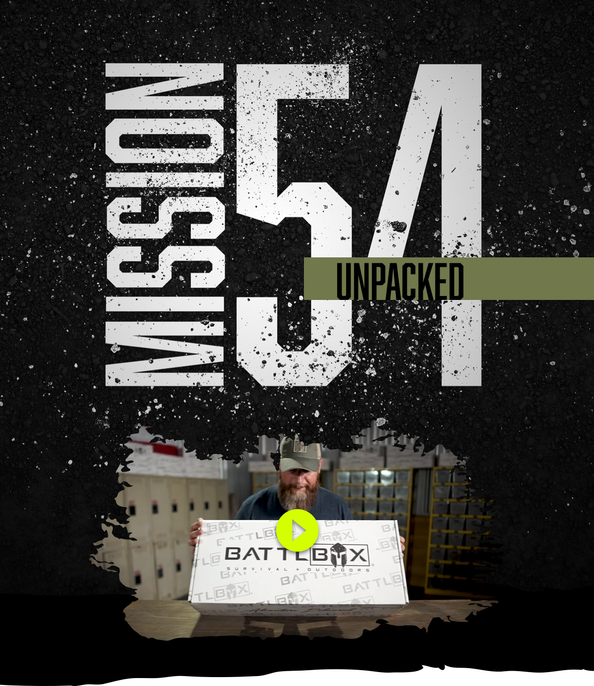 Mission 54 Breakdown