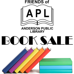 Friends of the Library logo image