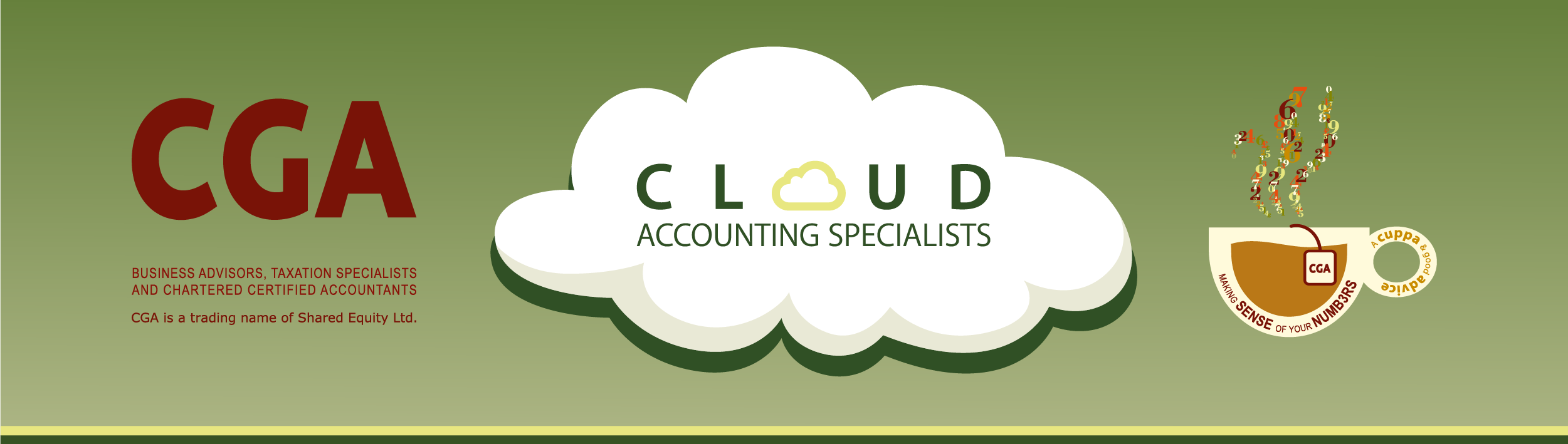 CGA Accountancy - Cloud Accounting Specialists Email Newsletter Sign Up