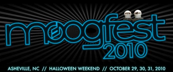 Cee-Lo, Sleigh Bells, Mutemath, Neon Indian and Omar Souleyman added to Moogfest 2010 Lineup
