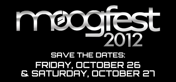Moogfest 2012 Lineup Announced & Tickets Info