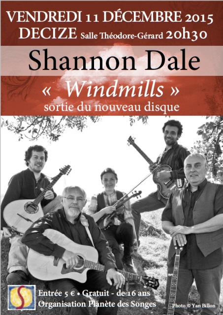Shannon Dale - CD Windmills