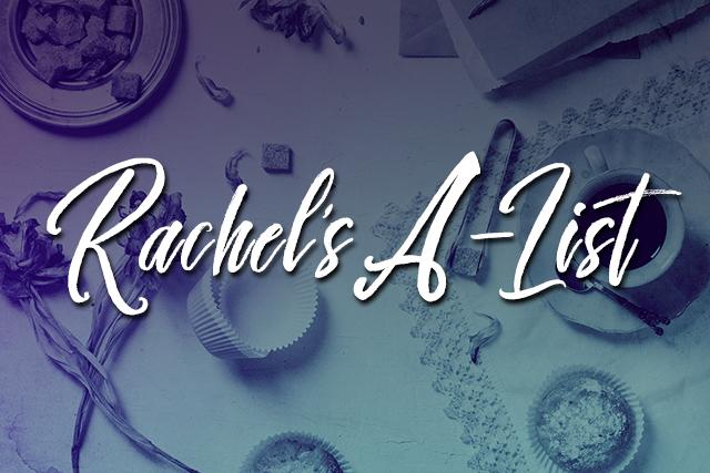 Get on Rachel's A-List!