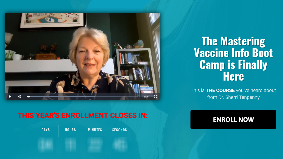 Mastering Vaccine Info Boot Camp - Enroll Now