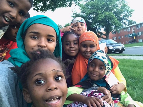 Wedgewood Reading Warriors with Samira Mohamud - MY Project USA