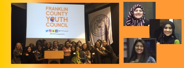 Franklin County Youth Council Inauguration