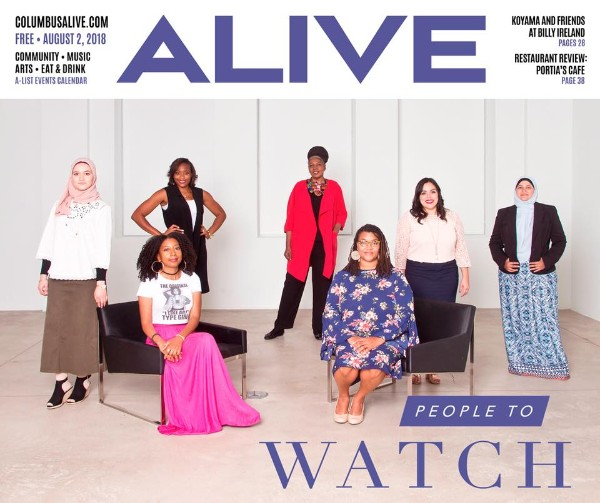 Columbus Alive Features 2018 People To Watch