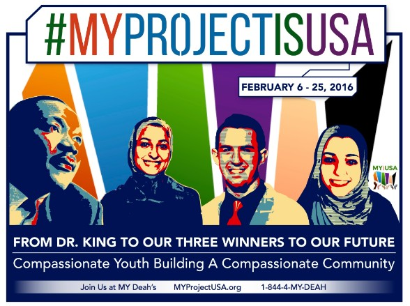 From Dr. King to Our Three Winners