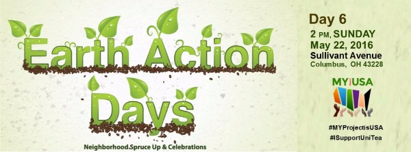 Earth Action Day 6