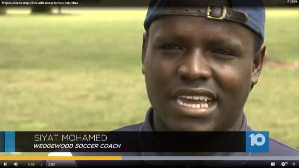 Channel 10 reports - Wedgewood Soccer League by MY Project USA