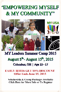 MY Leaders Summer Camp