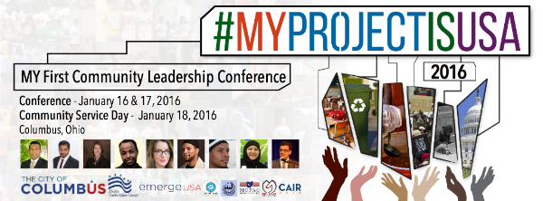 MY First Community Leadership Conference