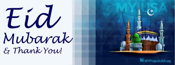 MY Project USA - Eid Mubarak