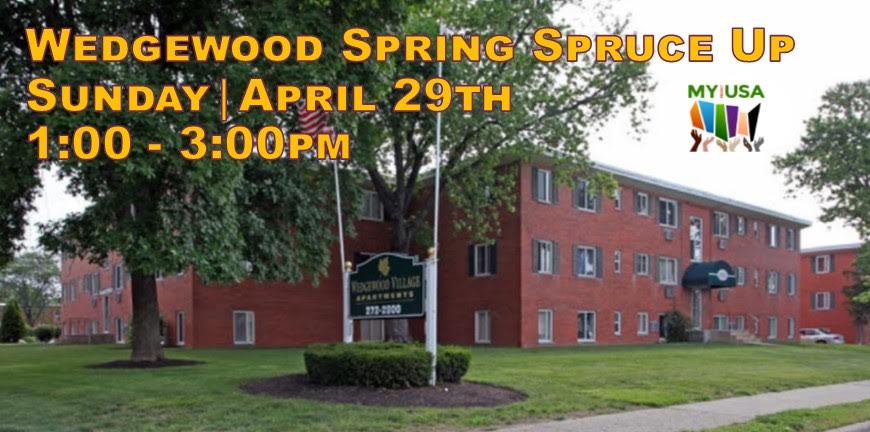 Wedgewood Spring Spruce UP