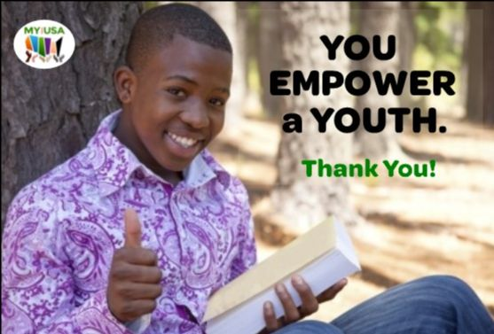 Donate to Empower A Youth Now