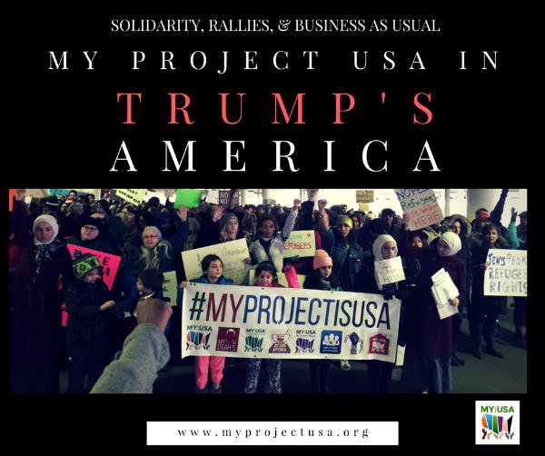 MY Project USA In Trump's America