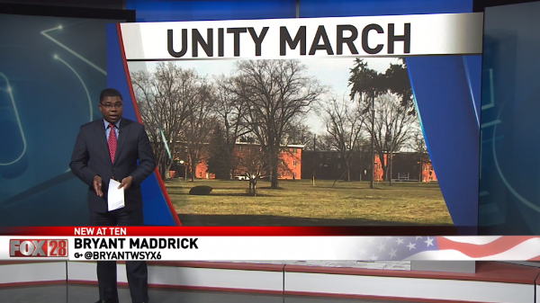 Hilltop Unity March