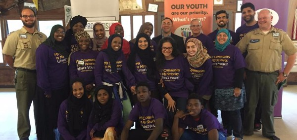 MY Project USA Youth Retreat