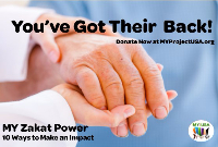 MY Zakat Power - 10 Ways to make impact