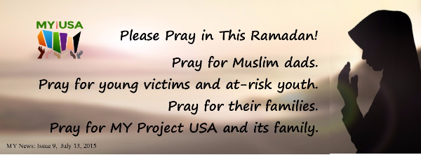 Pray for Muslim dads
