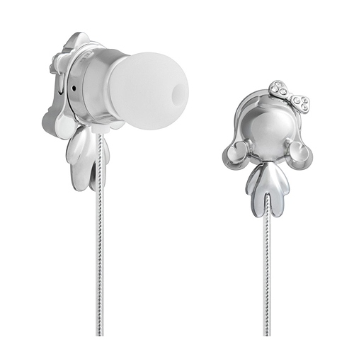 Harajuku Space Age Earphones