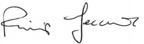 Philip Seccombe signature