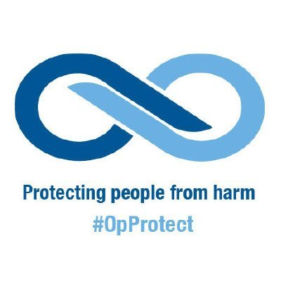 Operation Protect logo
