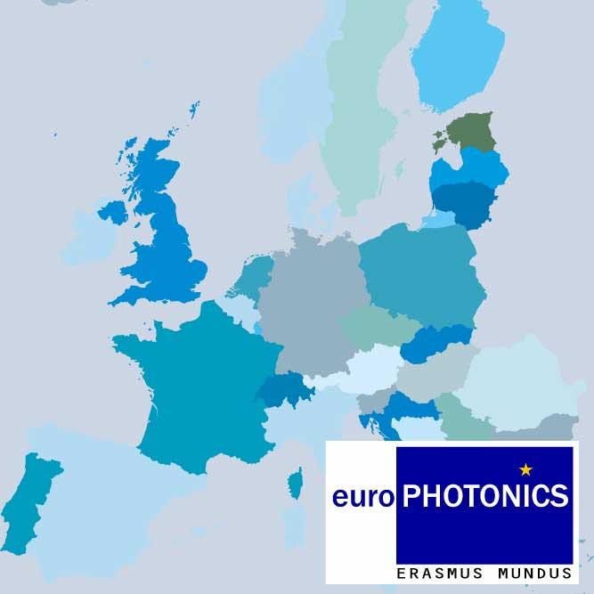 KSOP Erasmus Mundus EUROPHOTONICS Program