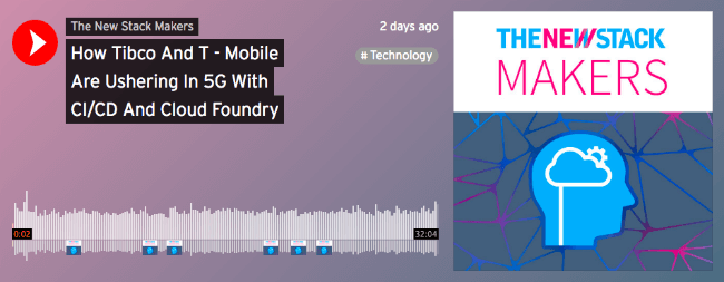 How Tibco And T-Mobile Are Ushering In 5G with CI/CD and Cloud Foundry