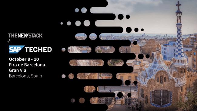 SAP TechEd // OCT. 8-10, 2019//BARCELONA, SPAIN @ FIRA DE BARCELONA, GRAN VIA