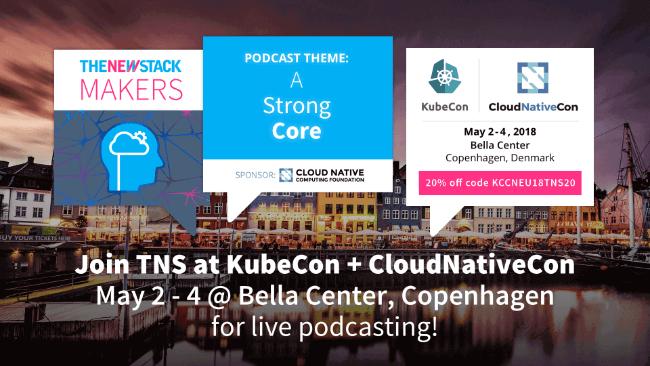 KubeCon + CloudNativeCon Europe // MAY 2-4, 2018//BELLA CENTER, COPENHAGEN, DENMARK