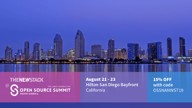 Open Source Summit NA // AUG. 21-23 // SAN DIEGO, CALIFORNIA @ THE HILTON SAN DIEGO BAYFRONT