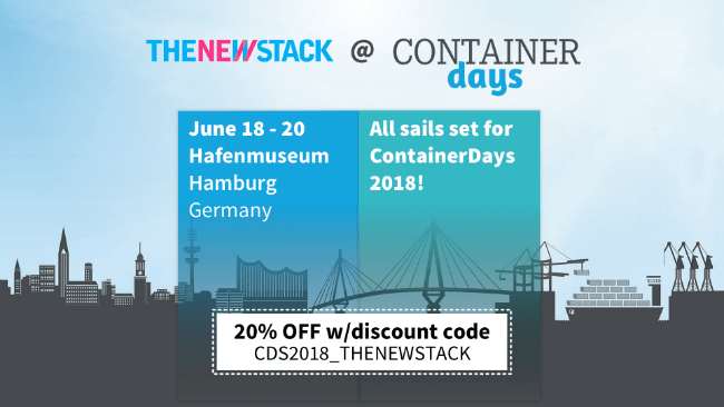 ContainerDays EU 2018 // JUNE 18-20, 2018 // HAMBURG, GERMANY @ HAFENMUSEUM HAMBURG