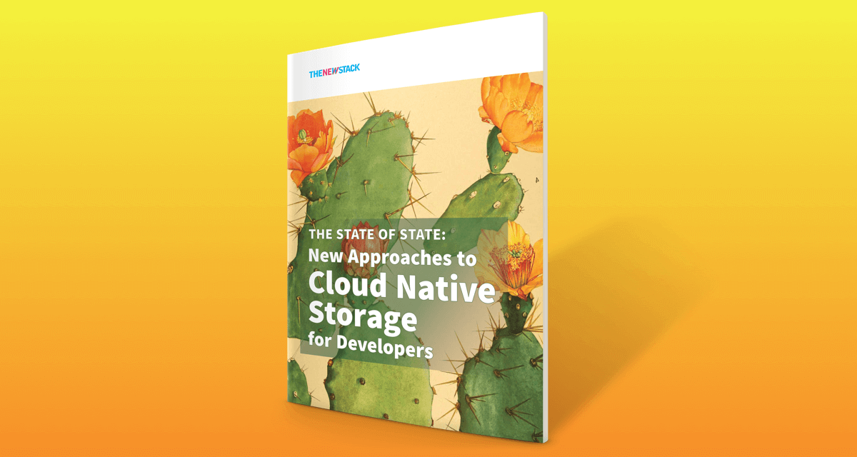 Pre-register to get the Cloud Native Storage ebook in October.