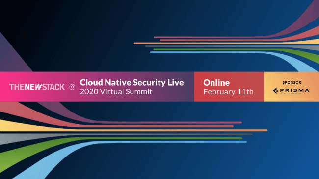 FEB. 11, 2020 // Cloud Native Security Live