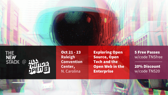 All Things Open // OCT. 21-23, 2018 // RALEIGH, NORTH CAROLINA @ RALEIGH CONVENTION CENTER