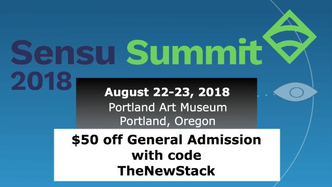 Sensu Summit // AUGUST 22-23, 2018//PORTLAND, OREGON @ THE PORTLAND ART MUSEUM