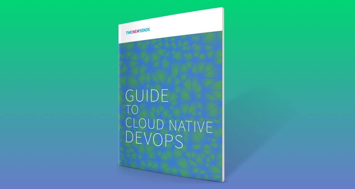 Free Guide to Cloud Native DevOps Ebook