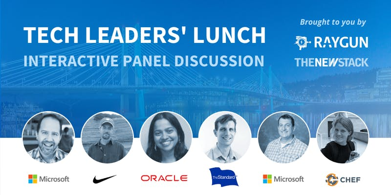 Tech Leader's Event // DEC. 11 // PORTLAND, OR @ MICROSOFT PEARL OFFICE, 1414 NW NORTHRUP ST, PORTLAND, OR 97209 Portland