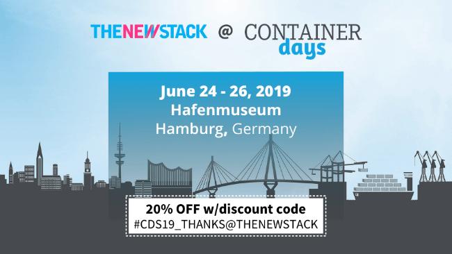 ContainerDays 2019 // JUNE 24–26, 2019//HAMBURG, GERMANY @ HAFENMUSEUM HAMBURG