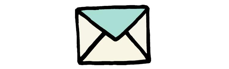Image: Envelope illustration
